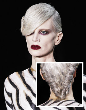 Halloween Hairstyles: Marc Jacobs
