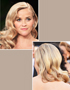 Side-Swept Hair + Reese Witherspoon