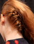 French Plait: Wild Plaiting