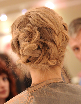 French Plait: Wraparound Design