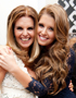 Mother-Daughter Hairstyles: Maria Shriver & Katherine Schwarzenegger