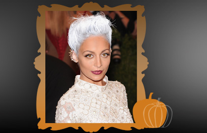 Halloween Hairstyles to Match the Costume