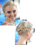 Updos for the Summer Season: Anna Sophia Robb