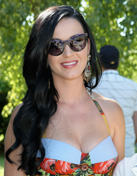 Casual Hairstyles – Katy Perry