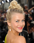 Styling with Hair Oil Products: Julianne Hough