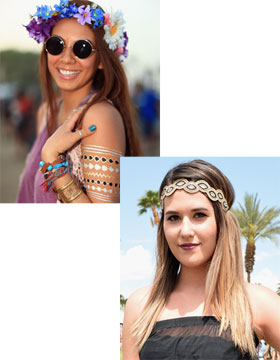 2014 Summer Hairstyles: Hair Accessories
