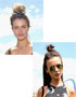 2014 Summer Hairstyles: Chignons