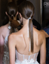 2016 Bridal Hairdo: Perfect Ponytail