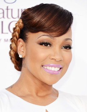 Braided Hairstyles: Monica Arnold