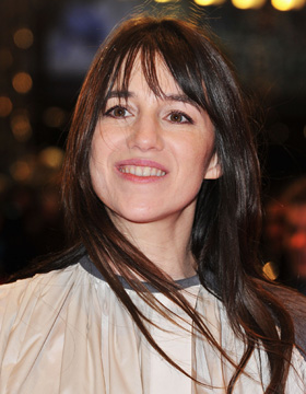 Hairstyles from France: Charlotte Gainsbourg