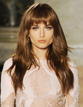 2014 Hairstyles by Emilio Pucci