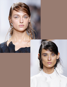2014 Hairstyles by Phillip Lim