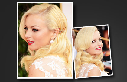 Golden Globes 2013 Hairstyles