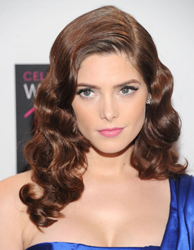 The Retro Hairstyle of Ashley Greene