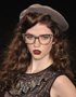 The Retro Hairstyle of Lena Hoschek Fashion Show