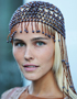 Summer Hairstyles with Accessories: Isabel Lucas