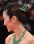 Summer Hairstyles with Accessories: Michelle Yeoh