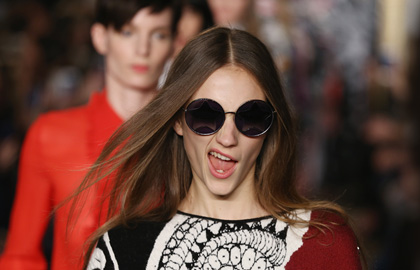 Summer hairstyles: Sunglass styling