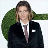 Medium length hair for men