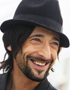 Men Wearing Hats: Adrien Brody