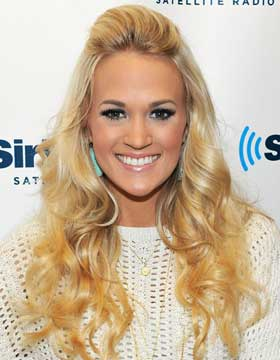 Curl Creations: Carrie Underwood