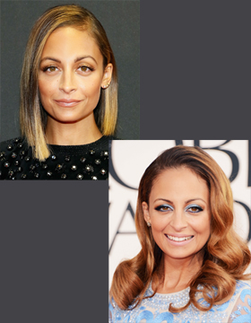 Celebrity Hairstyles: Nicole Richie