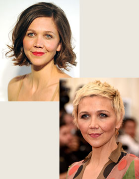Hairstyle Change: Maggie Gyllenhaal
