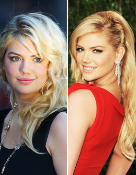 New Hairstyles: Kate Upton
