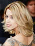 Hair Styling with Wax: Peaches Geldof