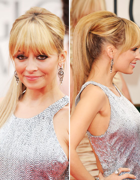 Full Hair: Nicole Richie