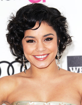 Full Hair: Vanessa Hudgens