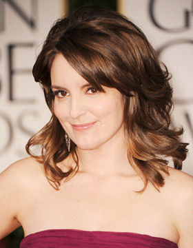 Full Hair: Tina Fey