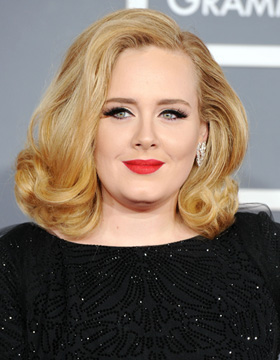 Full Hair: Adele