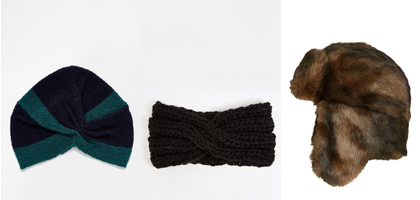Which hat for short hair?